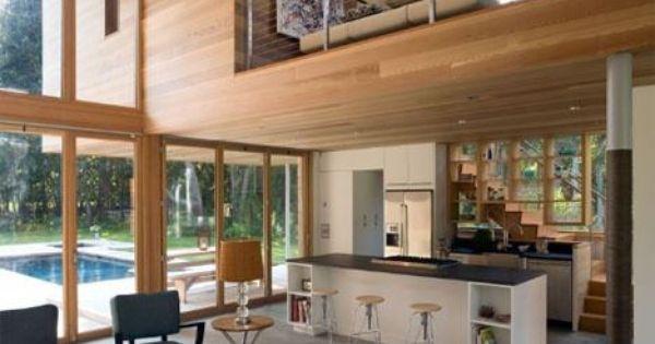 sala - cozinha  Home, Places, Party...  Pinterest  아파트, 모던 주택 및 ...