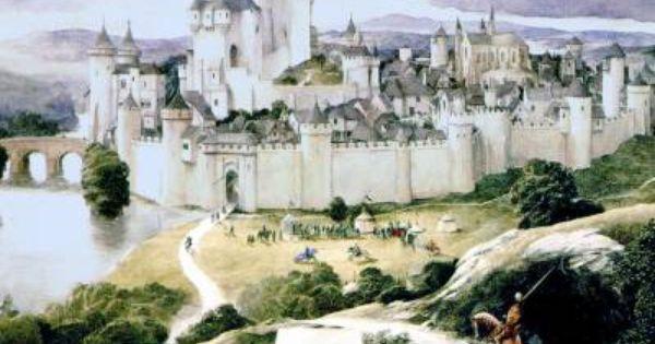 En Bretagne Il Ne Pleut Pas Toujours Chateau Fantastique Roi Arthur Chateau