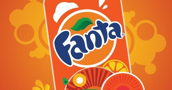 Fanta vector poster. by Ninad Sree, via Behance | Fanta ... - photo#7