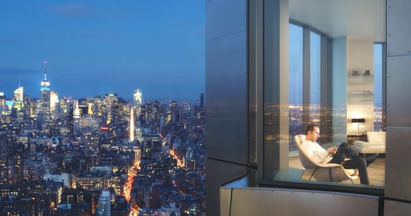 New York by Gehry – the first residential tower designed in New