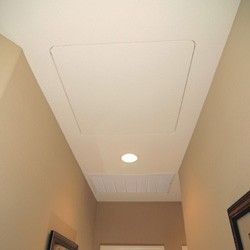 Stealth Access Door Ceiling Or Wall Attic Access Door Basement Ceiling Attic Doors