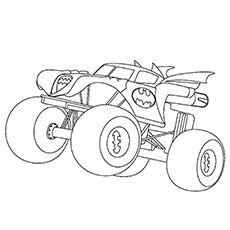 10 Wonderful Monster Truck Coloring Pages For Toddlers Monster Truck Coloring Pages Truck Coloring Pages Monster Coloring Pages