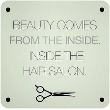 Image Result For Free Printables Hair Salon Sentiments Hair Salon Quotes Cosmetology Quotes Hair Quotes