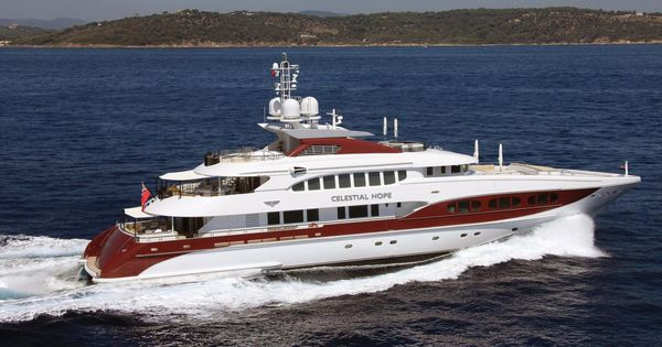 Celestial Hope Motor Yacht For Sale View Full Details Pictures