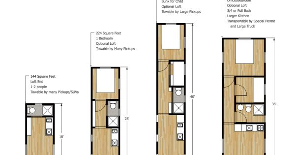 Size Limits For A Tiny Home On Wheels And What Type