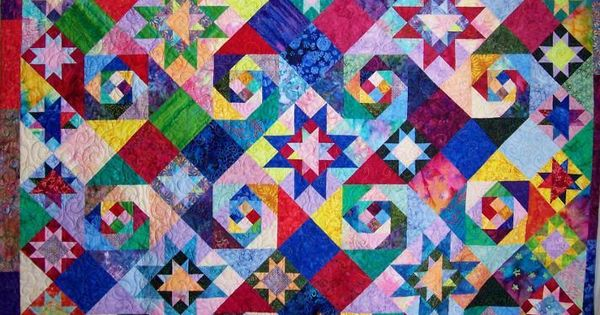 Oh how I wish I could quilt! This looks just what I