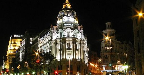 Madrid...one of my favorite places in the city!