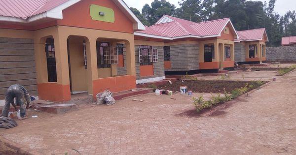 Rock Villa Gardens Kamulu Joska A Luxurious 3 Bedroom Bungalow Now Selling 3 Bedroom Bungalow Bungalow Villa