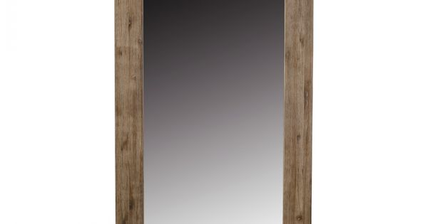 Miroir long pas cher transportable d co pinterest for Miroir long mural