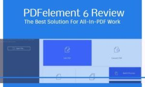 Pdfelement 6 Simple Yet Most Powerful Pdf Editor Marketing Software Most Powerful Latest Technology Trends