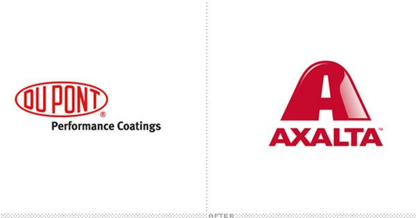 Axalta Logo Before And After Con Imagenes