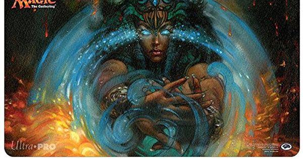 Collectible Trading Card Gameplay Accessories Play Mat Mtg June Release Be Sure To Check Out This Aw Fantasy Art Illustrations Digital Art Fantasy Mtg Art