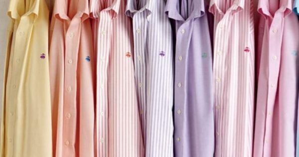 Pastel Colored Dress Shirts Pastels Pinterest Each