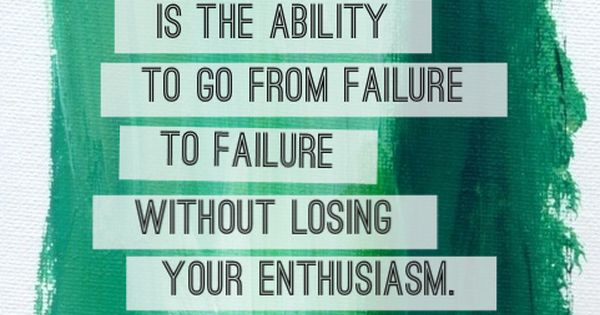 Don't Lose Your Enthusiasm | Winston Churchill Quotes | The Tao of