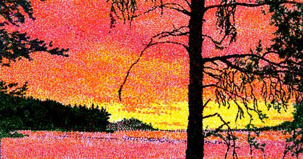 Easy Pointillism Animals Google Search Pointillism