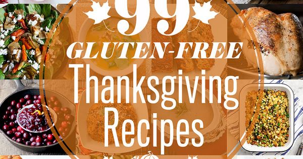 Thanksgiving recipes, Thanksgiving and Gluten free thanksgiving on ...