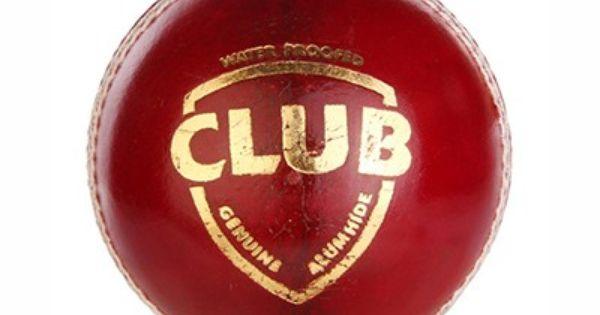Sg Club Leather Cricket Ball Cricket Balls World Cup Match Cricket Store