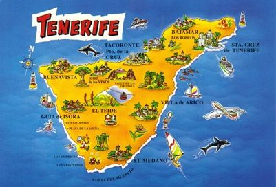 Tenerife Vacation Guide Tenerife Vacation Guide Travel Destinations Beach