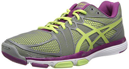 egyedi kialakítás kedvezményeket kínálnak top design ASICS Women's Gel Exert TR Cross-Training Shoe,Grey/Limeade/Berry ...