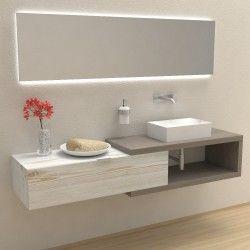 Arena 100 Mobile Completo Arredo Bagno Bathroom Furniture