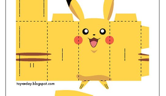 Pokemon Papercraft Pokeball Google Search Pokemon