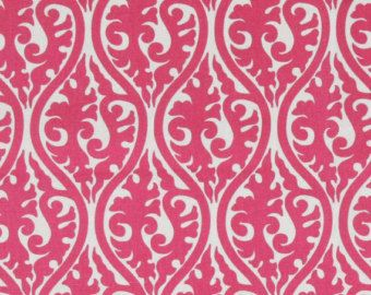 The Power Of Color Prints Home Decor Fabric Pink Candy
