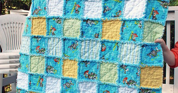 Free Pattern Boy Rag Quilt From Cocoa Pie Free Quilt