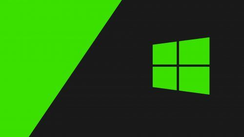 4k Black Wallpapers For Windows 10 10 Of 10 With Logo On Dark And Green Background Hd Wallpapers Wallpapers Download High Resolution Wallpapers Black Wallpaper Black Wallpaper Iphone Black Hd Wallpaper