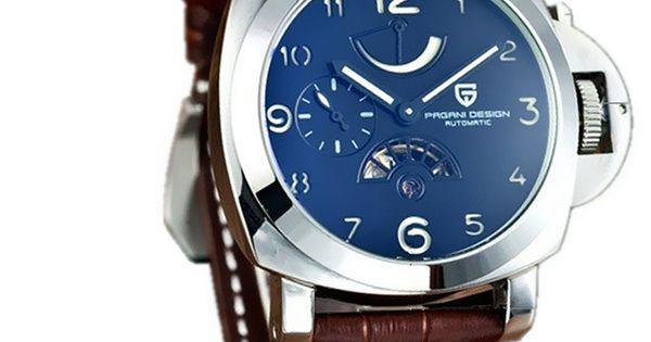 Pagani Design Mechanical Watches Men Luxury Brand Watch Reloj Hombre Waterproof Sport Military