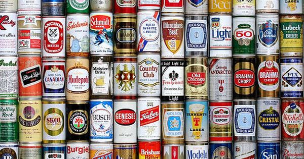 Craft Brewers Pop The Top On Beer Can Innovation Beer Facts Beer Beer Can Collection