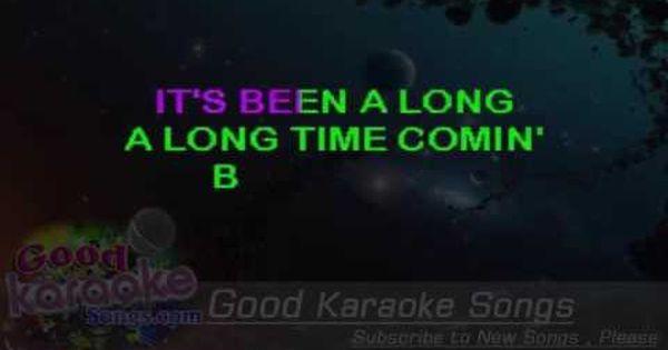 A Change Is Gonna Come Sam Cooke Karaoke Lyrics Youtube