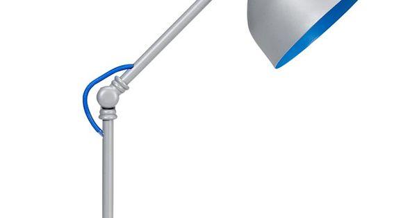 Tafellamp Ties van lief!: stoere lamp voor de babykamer, ook in blauw ...