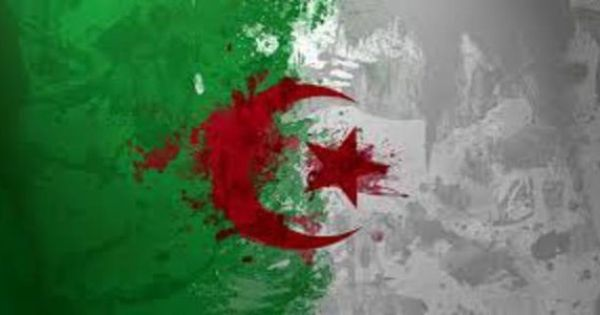Six Die After A 5 5 Magnitude Strikes Algerian Capital Algeria Flag Flag Art Flag