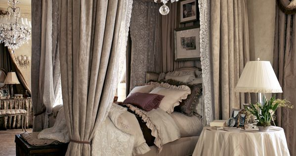 Super Romantic Bedroom by Ralph Lauren Home