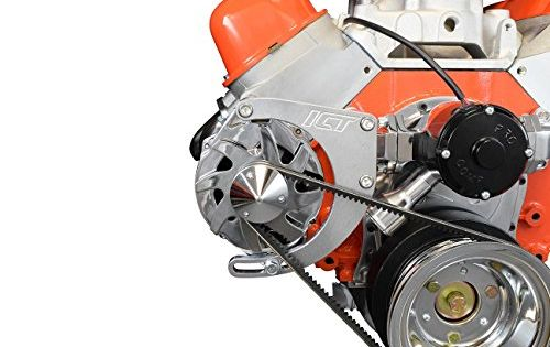 Bbc Alternator Bracket Adjustable Electric Water Pump Low Mount Big Block Chevy Long Kit 551449 S Izobrazheniyami
