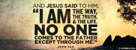 "John 14:6 NKJV - And Jesus said to Him, ""I am the way"", the ..."