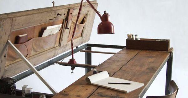 it's a dining table, it's a work desk, it's a door!