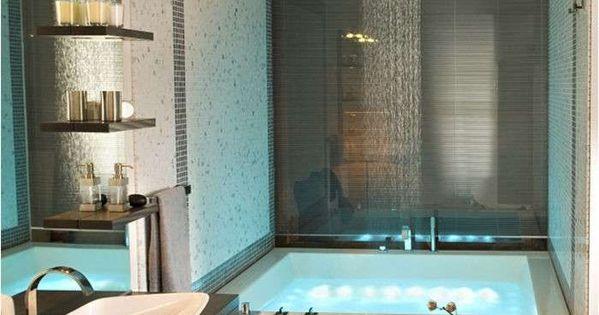 arredare un bagno piccolo quadrato - bagno piccolo con vasca a, Hause ideen