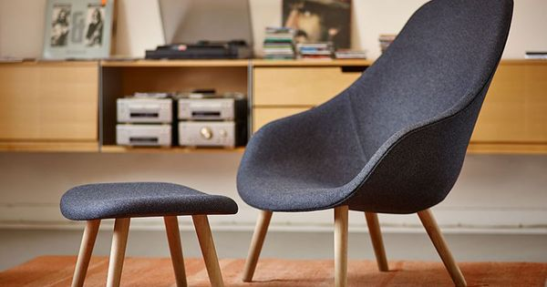 Sessel About A Lounge Chair AAL Von HAY Bei Wwwcairode