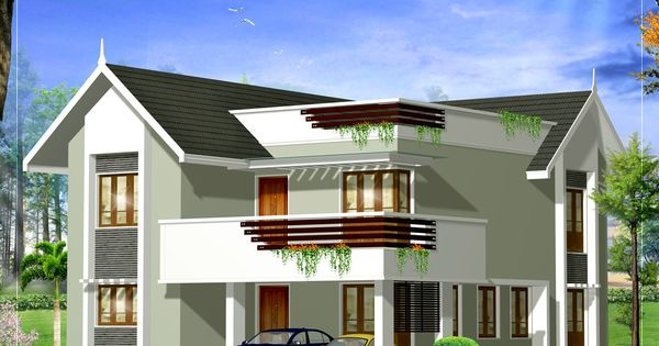 House Elevation Sq Ft Sq Square Yards Story Home Elevation