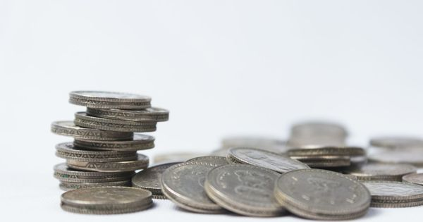 Free Indian Currency Coins With 5 Rupee Coins Stack On White Desk Photo Download In Png Jpg Format Coins Currency Rupees