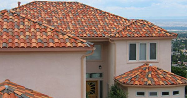 Spanish Tile Roof Roofing Roof Installation Roof Cost