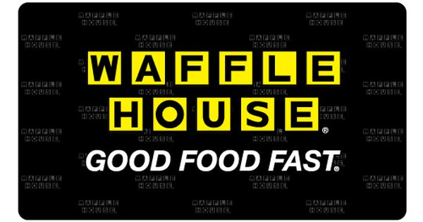 Waffle House Gift Card Is Here House Gifts Gift Card Popular Gift Cards
