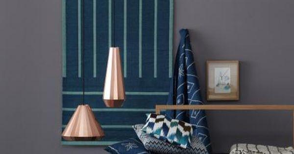 wandfarbe grau wohnen und einrichten mit der trendfarbe. Black Bedroom Furniture Sets. Home Design Ideas