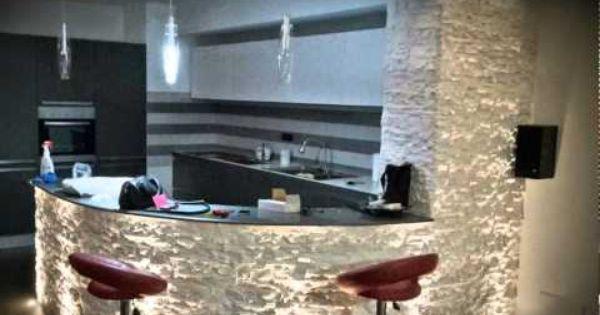 Rivendita di rivestimento in pietra Ricostruita.www.vetrina2000.it ...