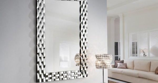 Espejos de cristal biselados buscar con google espejos - Cristales y espejos ...