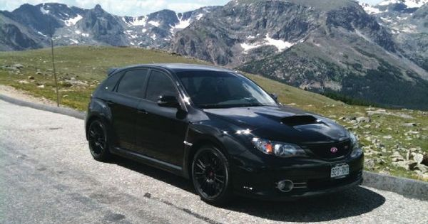 2014 subaru impreza sti hatchback for sale