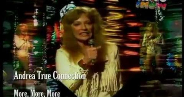Andrea True Connection More More More
