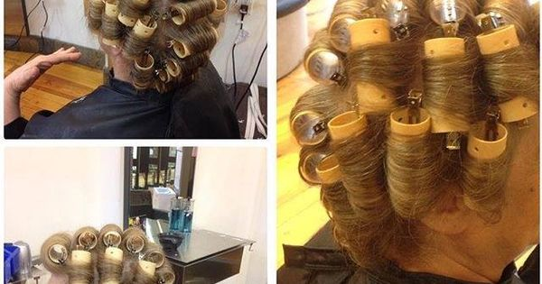 pin by zs243fia pink on hair rollers and curlers pinterest