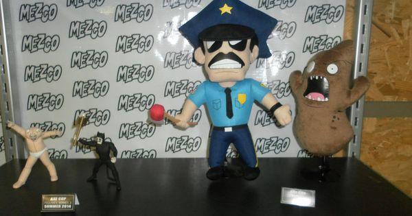 Axe Cop with Baby Action Figure Mezco Toyz Axe Cop Series 1